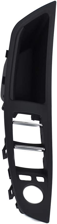 Beige elegantstunning Poign/ée de Porte fen/être Panneau Interrupteur pour B-MW S/érie 5 F10 F18 520 523 525