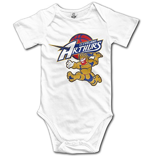 Cleveland Cavaliers Anime Logo Unisex Baby Onesies Bodysuit