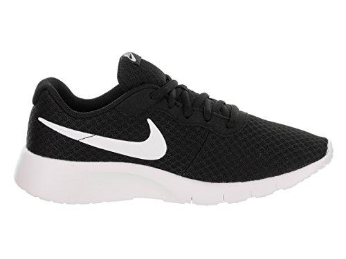 Nike Tanjun (GS) - Zapatillas Para Niño, Multicolor Blanco-Negro