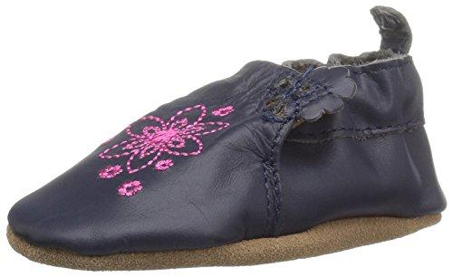 Robeez Flowerbomb Embroidery Slip-On