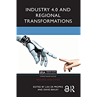 Industry 4.0 and Regional Transformations (Regions and Cities) (English Edition)