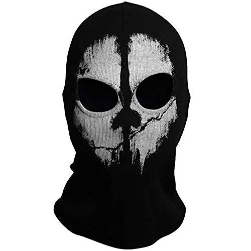 Masks Life Shopping Suavo Ghosts Logan Last Mission Balaclava Full Face Skull]()