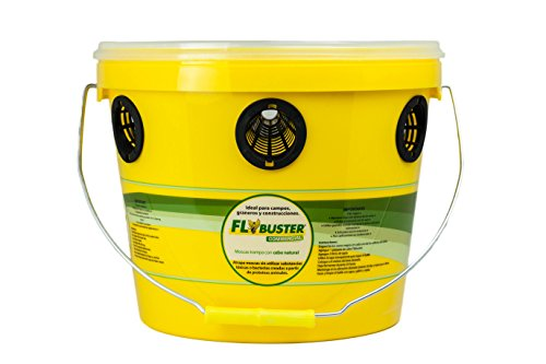 Fly Buster Industrial - Heavy Duty Farm and Ranch Non-Toxic Fly Trap (2-Pack) by Fly Buster