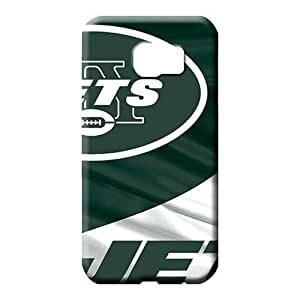 samsung galaxy s6 edge Excellent Fitted Covers Fashionable Design cell phone covers new york jets nfl football
