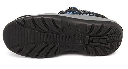 lavoro Scarpe Nbsp; Majo Air da Src cappuccio acciaio base S1p in Blue di con sicurezza ZZ45Bwq