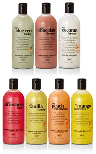 happiness mixed shower gels