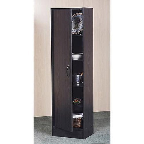 Mylex pantry single door storage cabinet cupboard utility for Single kitchen cupboard