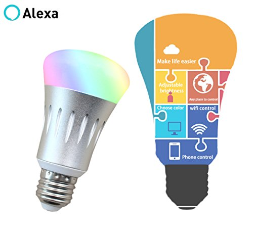 UPSTONE Smart WiFi Bulb LED Smart Switch RGB...