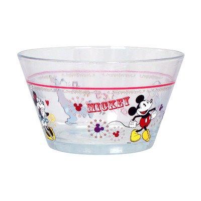 Disney Mickey & Friends Glass Bowl, Multicolor, Set of 2