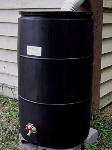 Amazon com : Bright Outdoors- Rain Barrel-Rain Water Catcher