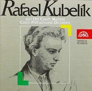 Old Czech Masters: Tuma; Mica; Zelenka; Et Al