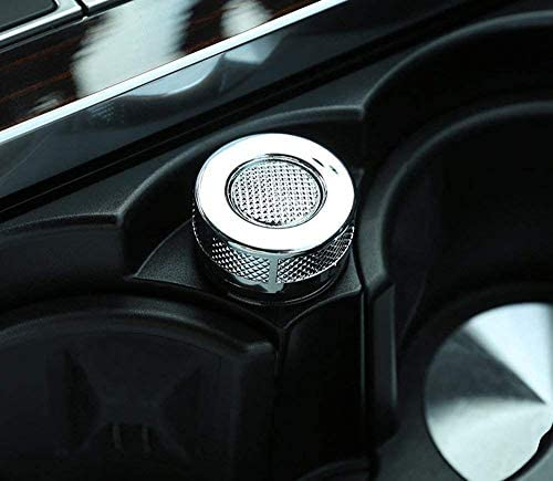 ABS クローム シガレットライター カバートリム レンジローバースポーツ用 レンジローバー ヴォーグ SV 2009-2017