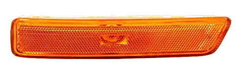 Side Mountaineer Mercury Marker - For 2002 2003 2004 2005 2006 2007 2008 2009 2010 Mercury Mountaineer Side Marker Light lamp Assembly Driver Left Side Replacement FO2550140