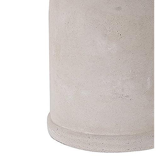 Beton H Industriel Cm À Design Factory 5 Lampe Poser 10 shxtCQrd