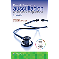 Manual interactivo de auscultación cardiaca y respiratoria, 5e (Spanish Edition)