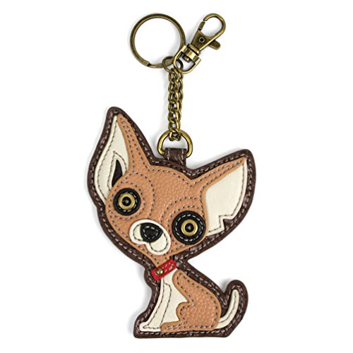 Messenger Chihuahua Key fob with Canvas Cross Chala handbags body Purse Mauve Coin Puppy Yntfvnqw