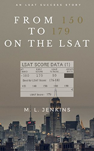 From 150 to 179 on the LSAT: Advice on Preparation & Keeping Perspective