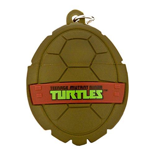 Teenage Mutant Ninja Turtles TMNT 8GB Shell USB Flash Drive (18165-8-ESP)