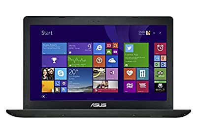 ASUS X551MA 15.6 Inch Laptop (Intel Celeron, 4 GB, 500GB HDD, Black) - Free Upgrade to Windows 10