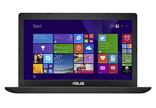 ASUS 15.6-Inch Intel Dual-Core 2.16 GHz Laptop 500 GB & 4 GB RAM (Free Windows 10 Upgrade)