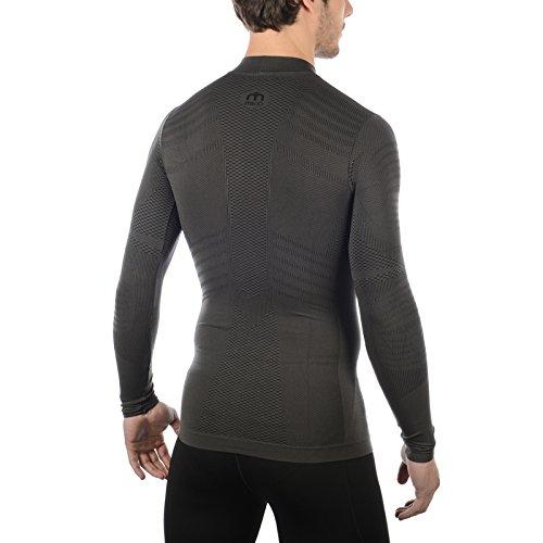 Mico Sport Maglia Termica Uomo Girocollo Manica Lunga Active Skin