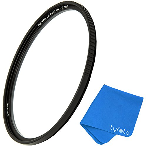NDX Professional Photography Filter with Lens Cloth Ultra-Slim 58mm 2-400 Variable ND Filter for Camera Lenses Schott b270 Glass,16-Layer Nanoform Weather-Sealed by Tyfoto