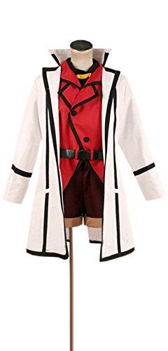 Nanoha Cosplay Costume (Dreamcosplay Anime Magical Girl Lyrical Nanoha Cosplay Costume)