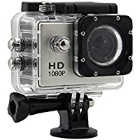 iPM IPMY6L Full HD 1080p Waterproof Sports Action Camera (Silver)