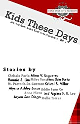 Kids These Days (Luna East Arts Academy Book 1)
