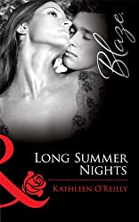 Long Summer Nights (Mills & Boon Blaze) (Where You Least Expect It - Book 3)