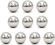 1inch 10pcs Chrome Steel Ball Bearing,Paracord Monkey fist Center Steel Ball G25