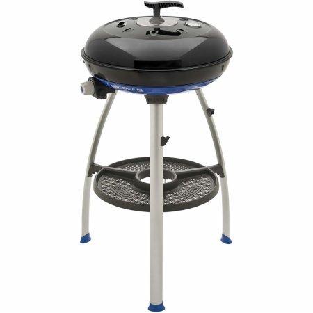 Cadac 8910-40 Carri Chef 1-Burner Portable Propane Gas Grill with Pot Ring Cadac