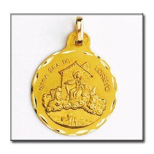 Medalla Ntra. Sra. De Loreto D'or