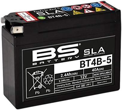 Batterie BS BATTERY BT4B-5 SLA sans entretien activ/ée usine