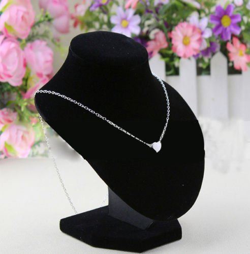 Mannequin Jewelry Necklace Pendant Earring