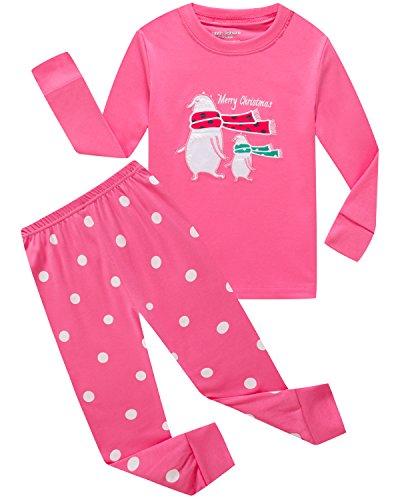 White / Pink Polka Dots - 5