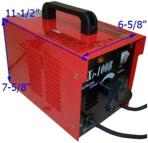Meda 10152 Arc Welders product image 2