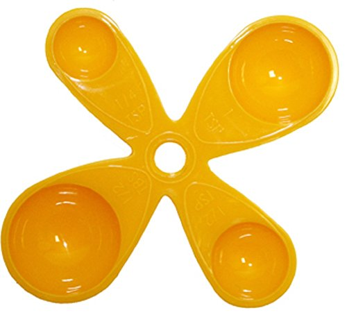 Measuring Spoons Tool Size Kitchen product image