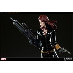 Marvel-Sideshow-Black-Widow-Premium-Format-Natasha-Romanova-Statue