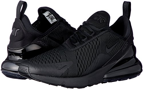 black Uomo Nero black Ginnastica Max Air Scarpe Basse 001 black Nike 270 Da wz80FW6x