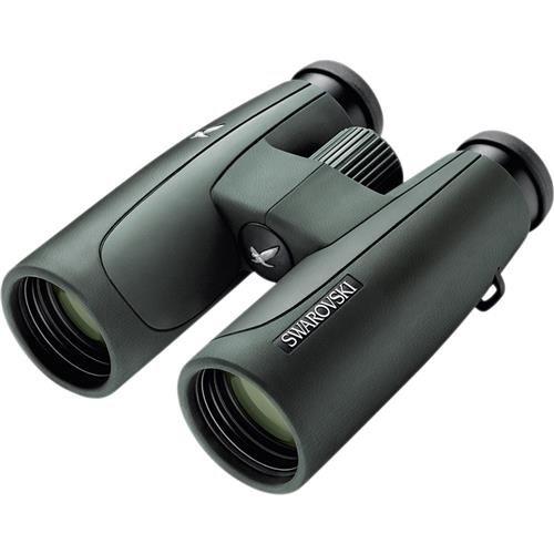 Swarovski SLC 10x42 Waterproof Binoculars with FieldPro Package, Green by SWAROVSKI