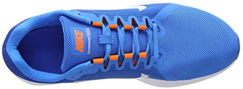 Blue Downshifter Running Football NIKE Hero 8 Men's Shoe Grey ZpzxnXx