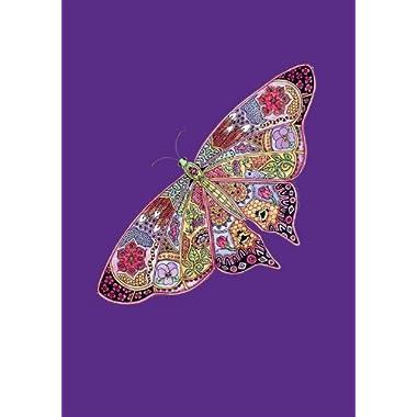 Toland Home Garden  Animal Spirits-Butterfly 12.5 x 18-Inch Decorative USA-Produced Garden Flag