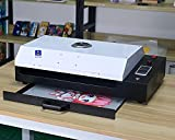 L1800 DTF Transfer Printer with Roll Feeder,Direct