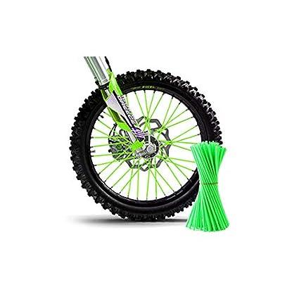 TiooDre 36pcs bici de la suciedad del motocrós de Enduro de ruedas de radios Skins Llantas