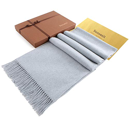 - Scarves for Women Shawls and Wraps - Wool Scarves Women for Winter Fall Pashmina Scarf Blanket Scarfs for Woman Gifts