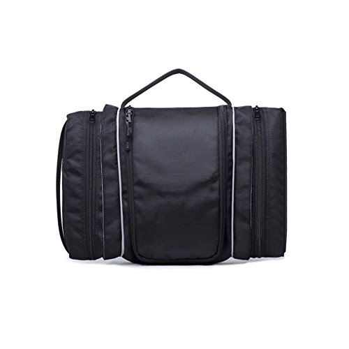 wellzher-travel-toiletry-bag-portable-caddy-kit-black