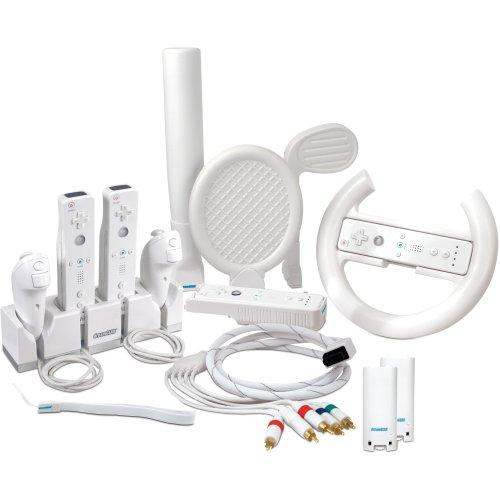 Wii 10 1 Players Kit Nintendo