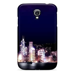 Galaxy S4 Cover Case - Eco-friendly Packaging(hong Kong Night)