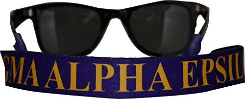 Sigma Alpha Epsilon - Sunglass Strap - Two Color ()
